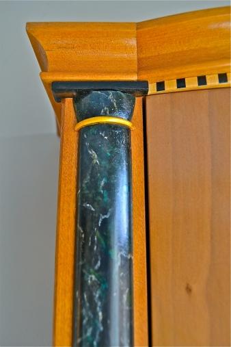 Shrine Cabinet 2003 detail